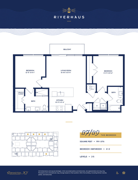 B9 Floor Plan Image